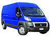 Fiat Ducato L2 (MWB) H2 (high roof) (2006 onwards)