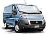 Fiat Ducato L1 (SWB) H1 (low roof) (2006 onwards)