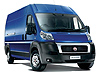 Fiat Ducato L3 (LWB) H3 (extra-high roof) (2006 onwards)