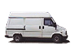 Fiat Ducato H2 (high roof) (1983 to 1995)