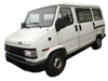 Fiat Ducato H1 (low roof) (1983 to 1995)