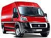 Fiat Ducato L3 (LWB) H2 (high roof) (2006 onwards)