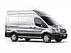 Ford Transit L2 (MWB) H3 (high roof) (2014 onwards)
