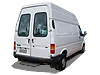 Ford Transit L3 (LWB) H3 (high roof) (1986 to 2000)