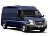 Ford Transit L3 (LWB) H2 (medium roof) (2000 to 2014)