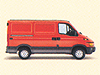 Iveco Daily SWB low roof (1999 to 2006)