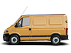 Nissan Interstar L1 (SWB) H1 (low roof) (2002 to 2010) :also known as - Nissan Interstar SWB low roof
