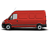Renault Master L3 (LWB) H3 (high roof) (1998 to 2010)