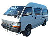 Toyota HiAce H3 (high roof) (1983 to 1995)
