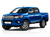 Toyota Hi Lux double cab (2016 onwards)