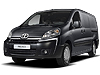 Toyota ProAce L1 (SWB) H1 (low roof) (2013 to 2016)