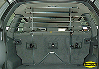 Citroen Nemo Multispace (2009 onwards) :Saunders tubular steel dog guard no. VCST96 (T96)
