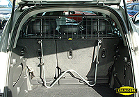 Citroen Nemo Multispace (2009 onwards) :Saunders wire mesh dog guard no. VCSW96 (W96)