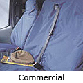 Ford Fiesta van (1990 to 1996):Seat covers, commercial