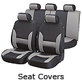 Ford Ranger double cab (2012 to 2016):Seat covers