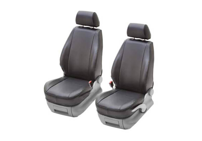 Ford Transit Connect L2 (LWB) (2002 to 2014):PeBe Stark Art 1 + 1 seat cover set, with headrests, no. 784929NR