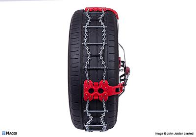 Maggi Trak Sport Car Snow Chains