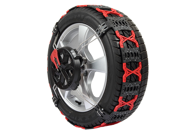 Polaire GRIP polyurethane front-fitting snow chains, size 70