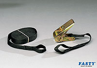:FASTY RATCHET strap 500cm 500kg with loops (2 parts) no. FS181