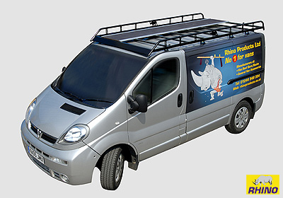 Renault Trafic L2 Lwb H1 Low Roof 14 On With Top