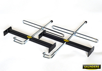 :Saunders 10.5 inch (267mm) ladder clamps no. RA40
