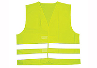 :Walser reflective safety vest, adults' yellow, 43998
