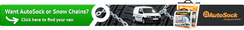 Want AutoSock or Snow Chains? Click here to find your van