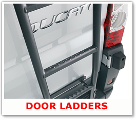 Door Ladders for Vans