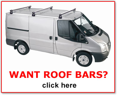 Van Roof Racks >> Van Racks Commercial Van Racks Van Roof Racking Van Roof Bars