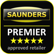 Saunders Approved Retailer Logo